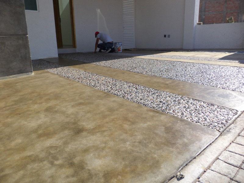 Aditivos oxidrive xido de concreto - Cemento pulido exterior ...