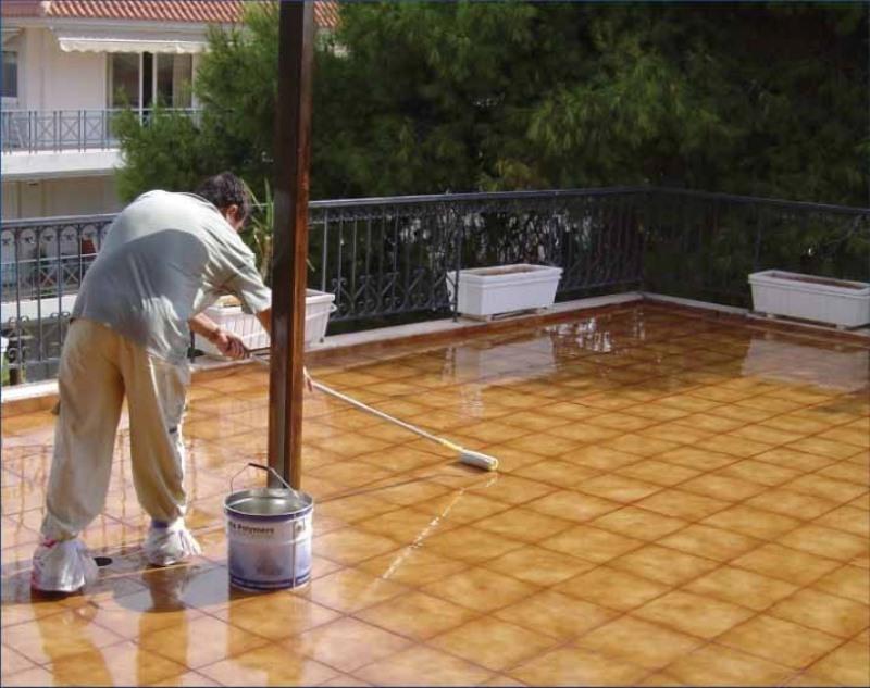 Poliuret nicos aplitrans impermeabilizante - Impermeabilizantes para terrazas ...